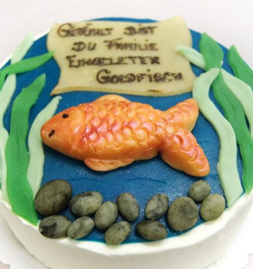 Fischtorte