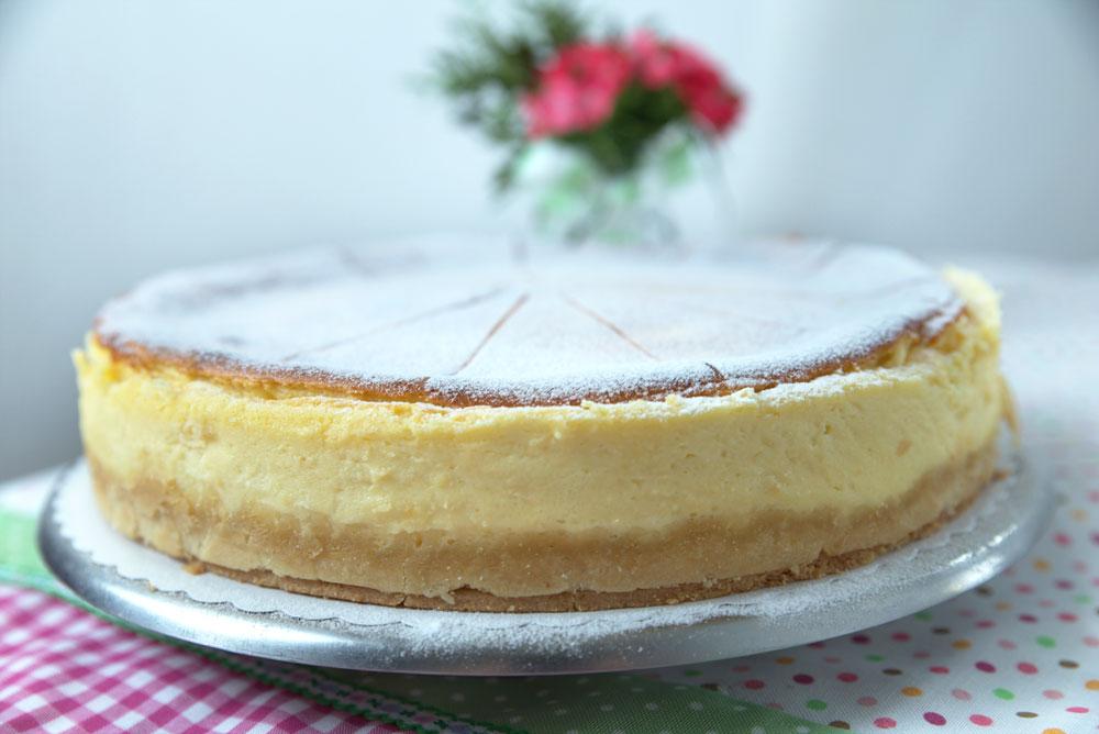 Kaesekuchen-Zuckerglueck
