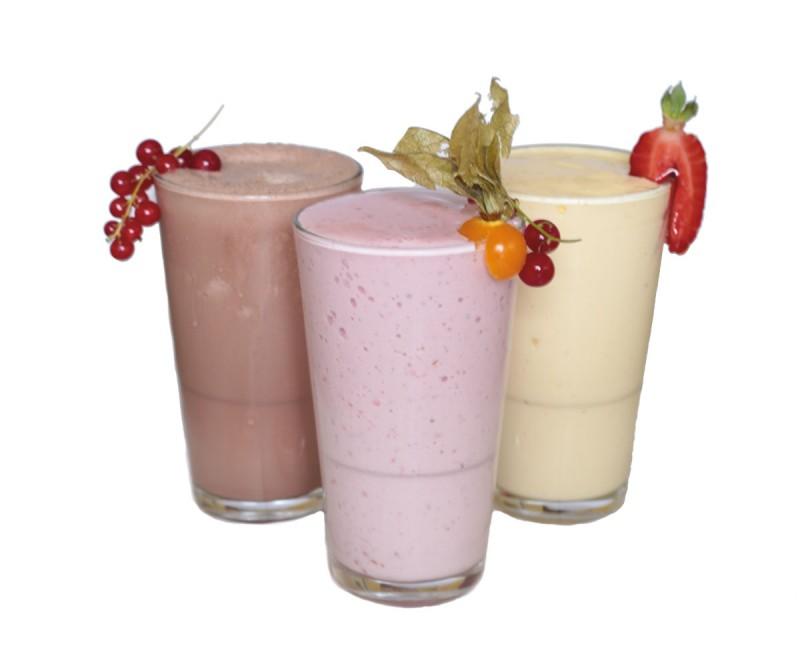 Milch-Shake-solo