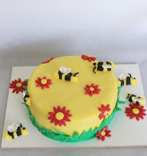 Bienchen_Torte