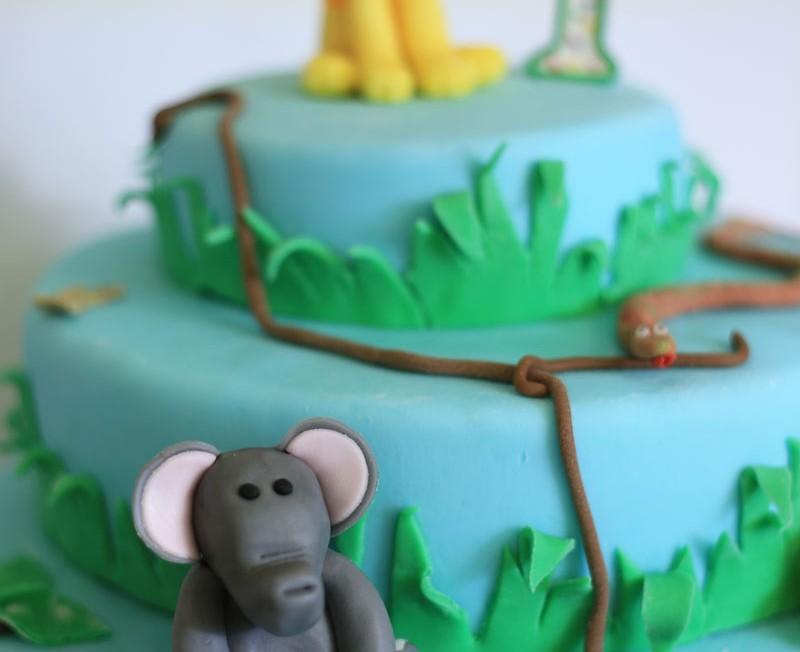 Dschungeltorte_Elefant
