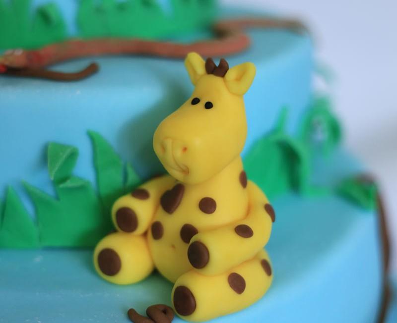 Dschungeltorte_Giraffe