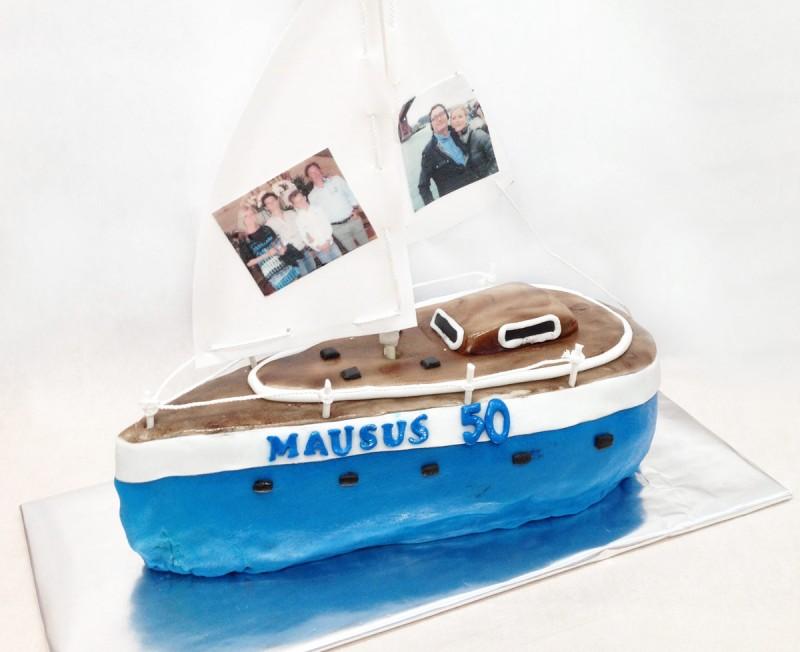 Schiff-Torte
