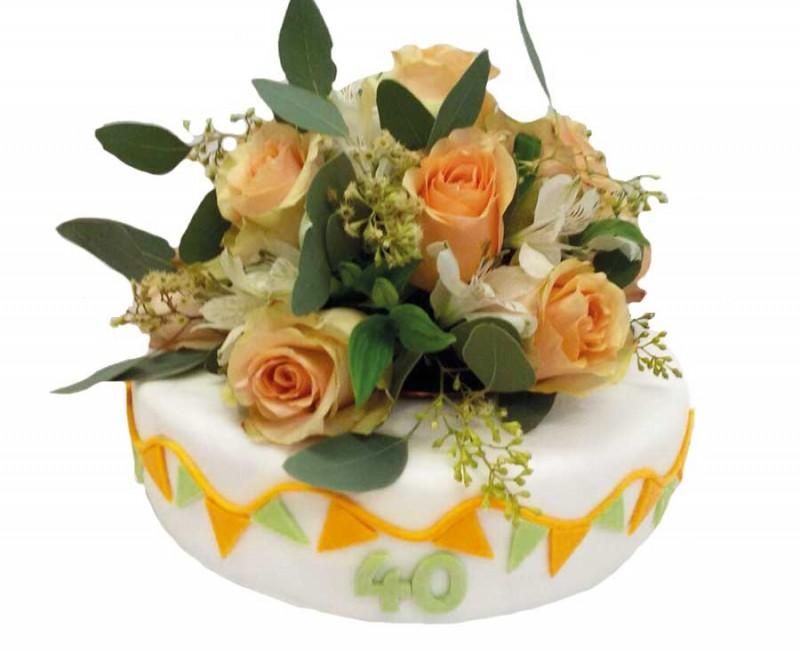 Blumen_Torte_Hochzeitstorte